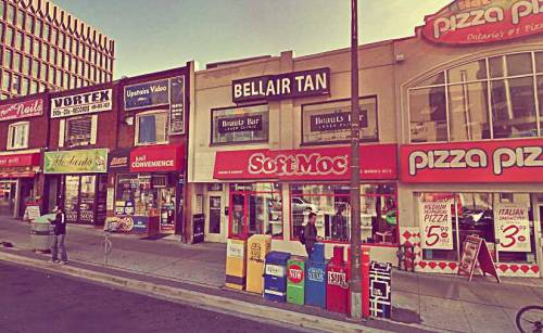 torontos-best:  Those places you just walk by and all good memories come to mind.