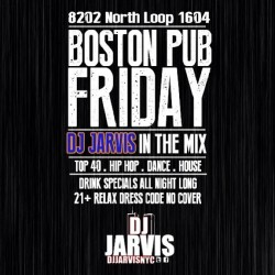 Rage in full effect tonight #Bostonpubfriday