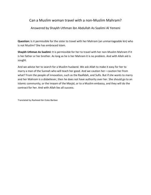 Mahram And Non Mahram Related Keywords & Suggestions