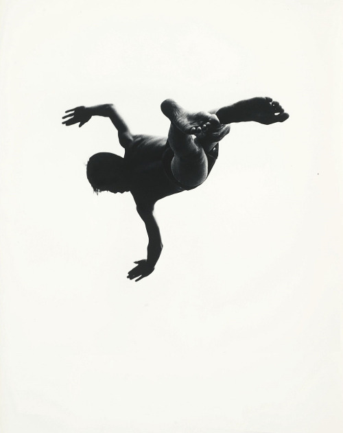 Aaron Siskind Pleasures and Terrors of Levitation, 1956Gelatin silver print