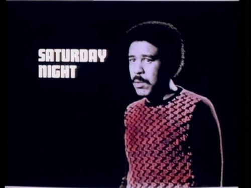 Promo from the first season of Saturday Night Live (Still just called Saturday Night)