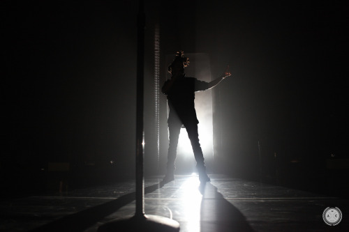 The Weeknd @ Bill Graham Civic Auditorium.
