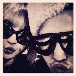 Cute Leaders Together !! @xxxibgdrgn & @chaelin_CL  For u @jiyongchae_