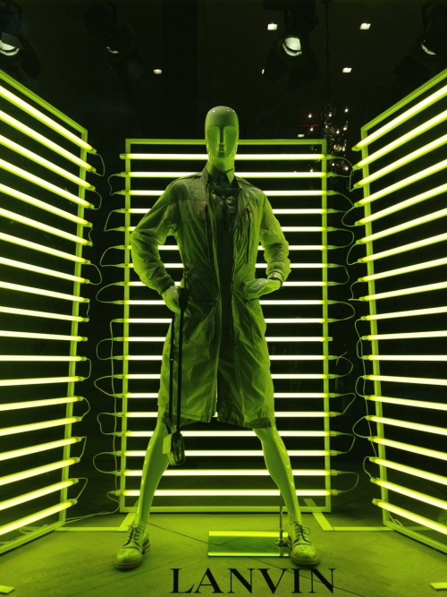 blackberryvision:  Lanvin mens. Madison Ave.