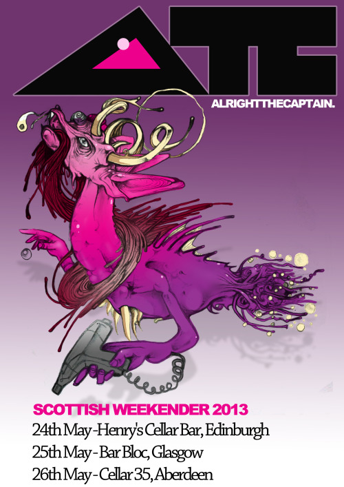 Scotland….we're coming back!