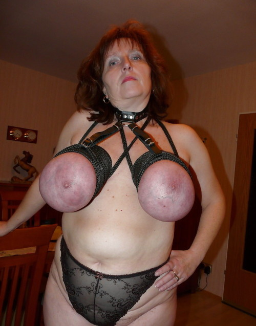 breastbondage:Seriously Dealt-with tits… Like very much…10-0505