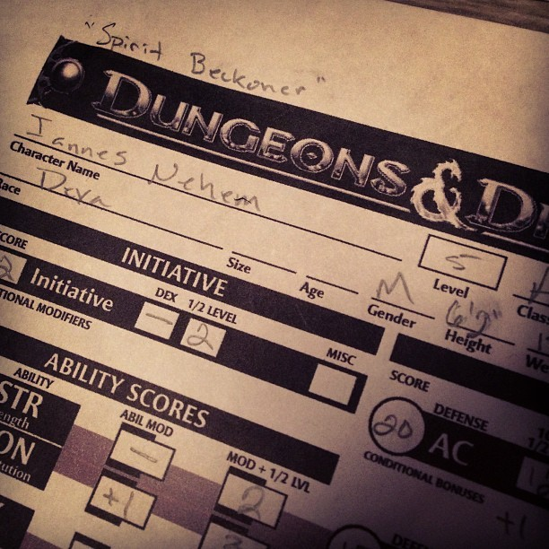 Dungeon time. For you #criticalhit fans out there this campaign happens within the Paladins and Dinosaurs setting.
