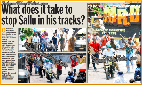 ★ (Paper) What does it take to stop Sallu in his tracks?