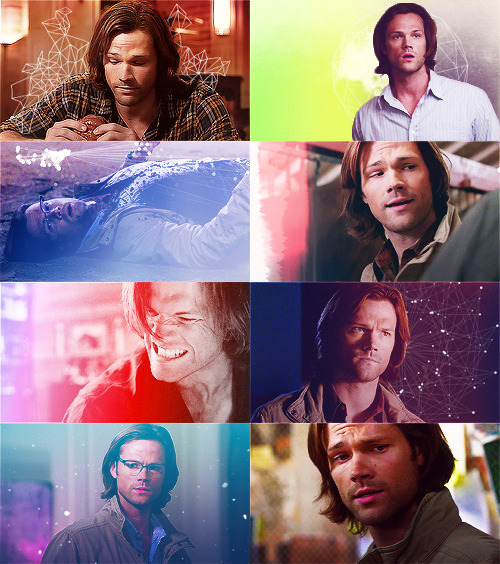 sam winchester - 8.14 trial and error