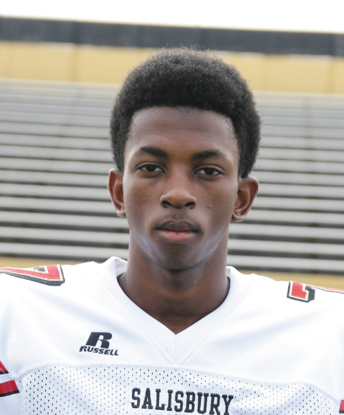Rasean Bledsoe, Salisbury High School is our Athlete of the Week, find out why here: http://www.salisburypost.com/sports/athlete-of-the-week
