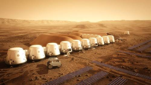 8bitfuture:  Tens of thousands apply for one-way trip to Mars. Mars One opened applications for their Astronaut Selection Program two weeks ago, with hopes to start sending humans one-way to Mars in 2023. The company has revealed that 78,000 people from over 120 countries have already applied. Applications are still being accepted for another three months, here.  Mars One introductory video. Mars One opens astronaut selection program.