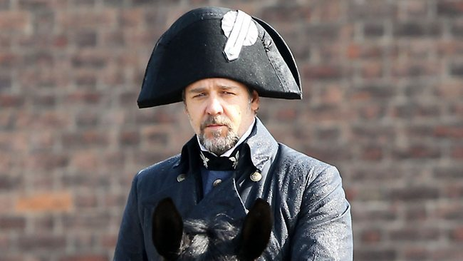 Winner of Best Hat in a Motion Picture Worn By Russell Crowe.