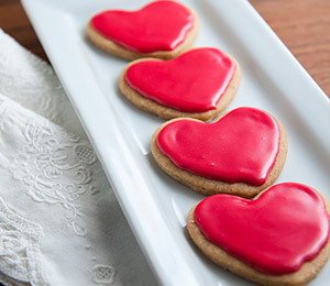 findvegan:  basic vegan sugar cookie