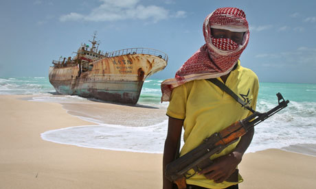 guardian:  The fight against Somali pirates has been so effective that they have not been able to mount a successful hijacking in nearly a year, the chair of the global group trying to combat the pirates has said. Photograph: Farah Abdi Warsameh/AP