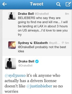 licking-lampposts:  i can't stop laughing omfg i love drake so much
