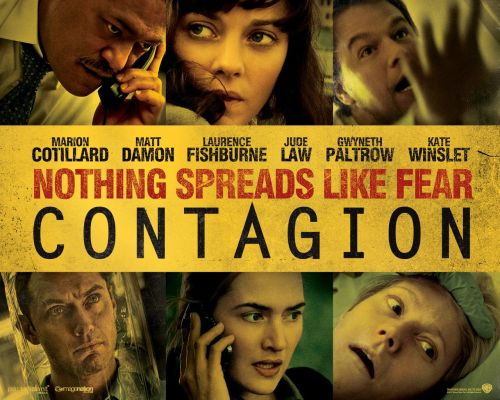 Contagion (2011) This is a disaster film that isn't your run of the mill disaster film. Unlike those genre defining Irwin Allen flicks from the 70s (think 'The Towering Inferno' or 'The Poseidon Adventure') or the recent Roland Emmerich efforts 'The Day After Tomorrow' or '2012' Steven Soderbergh creates a clinical, well-reasoned and in all honesty more realistic interpretation of what may happen when the shit really does go down. 'Contagion' doesn't feel like a fantasy, it is almost like a documentary, with camera work and a focus on the science that could easily be a work of non-fiction. Certain members of the all-star cast do a more than reasonable job of being 'non-celebrity' in this movie, and this is most apparent with Matt Damon and Gwyneth Paltrow. Both have been what I would call 'show ponies' in almost all of the films I have seen them in, not so much acting as relying on good looks and PR to sell their work. Damon's character is one of the emotional foci of the film (alongside Laurence Fishburne, Kate Winslet, Jude Law and Marion Cotillard) and he does quite well. The scepticism with which Soderbergh and his script treats the unfounded conspiracy theories of the lunatic fringe is refreshing. 'Contagion' is a film that isn't afraid to say that sometimes there is no underlying subtext to our lives…the government and big business is not necessarily working to own us or restrict our liberties etc…in fact it can be the fears of the common man or woman, or the mob, that may be even more dangerous. Cons: Because this is a more realistic approach to the disaster film genre and it is literally think with plot points and meaningful characters, there is a shortage of time to address all the issues raised in the film. For such a realistic movie it seems surprisingly easy for things to be resolved so readily by the film's end. Society is seen to suffer incredible fractures and yet more time is spent on bouncing from one character's problems to another. Like 'Traffic' (Soderbergh's cinematic look at drugs in America and beyond) 'Contagion' has a richness of material that would perhaps be more suited to a multi-episode mini series. There are characters and plot threads that need to be drawn out further, and the movie's structure doesn't help. There is an almost 'Tom Clancy' feel to this movie, in that because it tries to be so realistic and represent how so many parties are affected or involved in the film's plague, they eventually lose their individuality, becoming cyphers. Contrasted to the classic 'disease disaster' film 'The Andromeda Strain because 'Contagion' spreads its net so wide in terms of the characters they can't give us more than a few simplistic shadings (e.g. Jude Law's obnoxious and self-serving Australian conman is just that…there is no more to him). Winslet, Fishburne and Damon do the best with what they can…Cotillard is almost written out of the film until the last few minutes, and even then her character seems to be disconnected from the real emotion of its situation. Final Rating:  2 out of 5 Bill Collins
