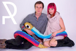 REPTILES+RAINBOWSCreative problem solving by multidisciplinary design duo Carla Morales + Philip Valois specializing in experimental techniques in digital and non-digital processes. Visit reptilesandrainbows.com to learn more about our work.