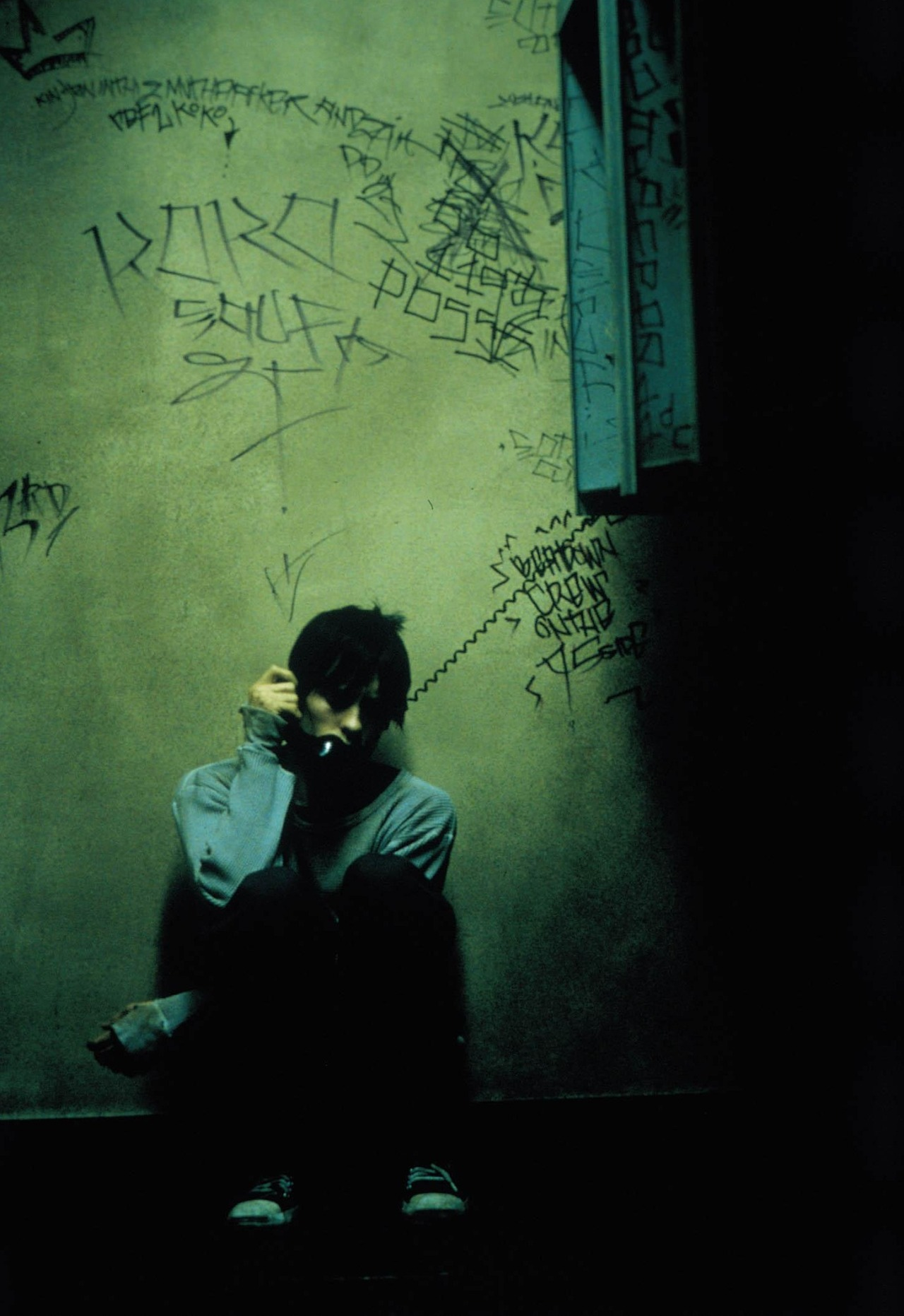 "botastar:  Movies I Admire - ""Requiem For A Dream"" (2000)."