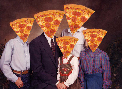 Pizza People buy: print, t-shirt, pillow