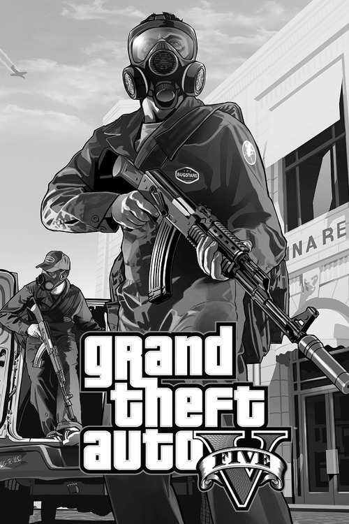 bullet-proof-idea:  Grand Theft Auto V will arrive in stores on September 17, 2013.