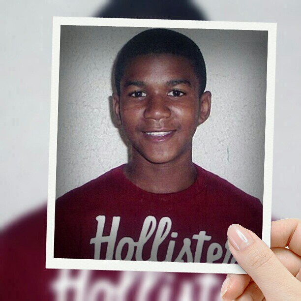 106andpark:  Happy #BETbday #TrayvonMartin!!!! You are gone from this earth but not from our heart's. — Today #Trayvon would have been 18 years old.  Happy Birthday young Brother we will continue to fight for the safety & well being of all children in this world—with everything we have!AKC.