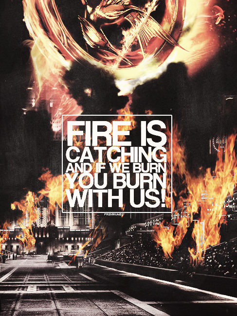 yeahtribute:  the hunger games | Tumblr on We Heart It - http://weheartit.com/entry/47036979/via/nevizuliani