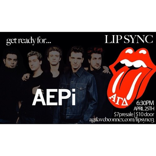Org Sneak Peek Day 6 #2…AEPi 😉  Lip sync is tomorrow-buy your tickets!  #AGDLIPSYNC_SF #alphagammadeltasfsu #alphagammadelta #agd #sfsu #sfstate #aepi  (at San Francisco State University)