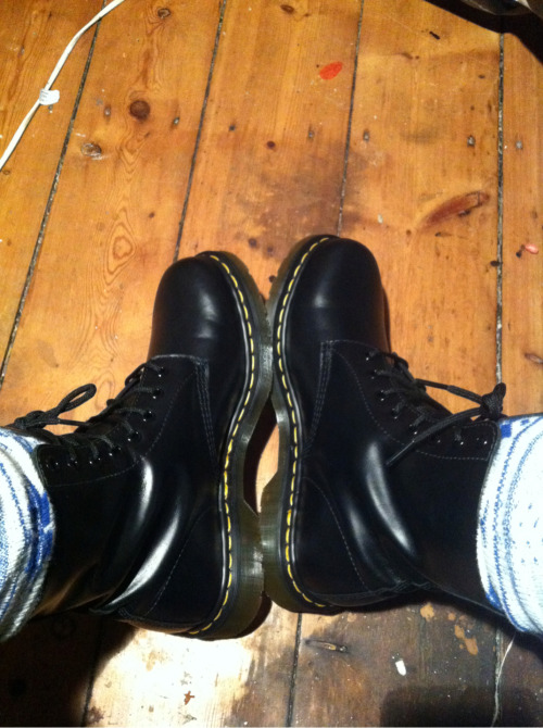 Got my new Docs!!