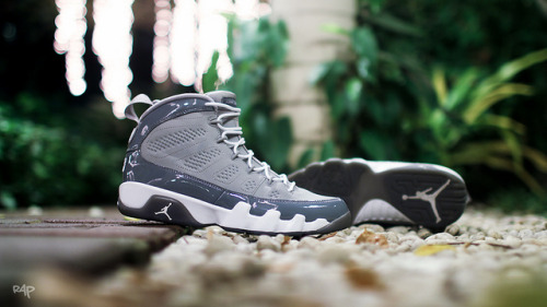 Air Jordan IX Retro Cool Grey by TR!C on Flickr.