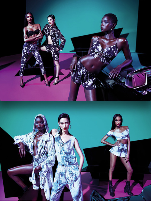 banji-realness:  RIHANNA HAS ANOTHER COLLECTION OUT FOR RIVER ISLAND AND NOBODY TOLD ME?!  ooooh this one is much nicer