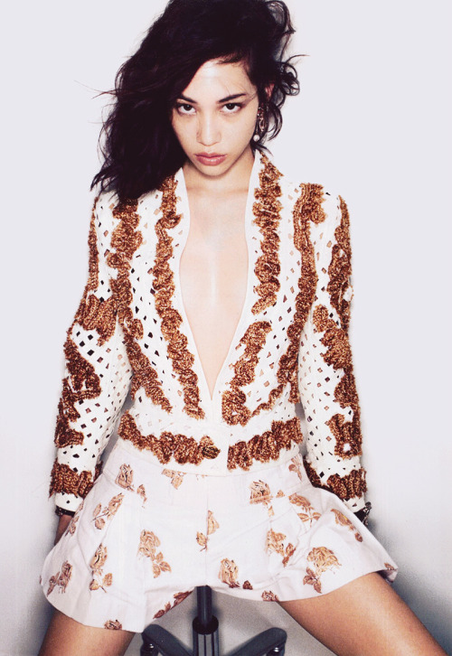 calmcoolcollectives:  KIKO ^^