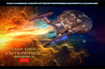 Enterprise campaign by `Casperium