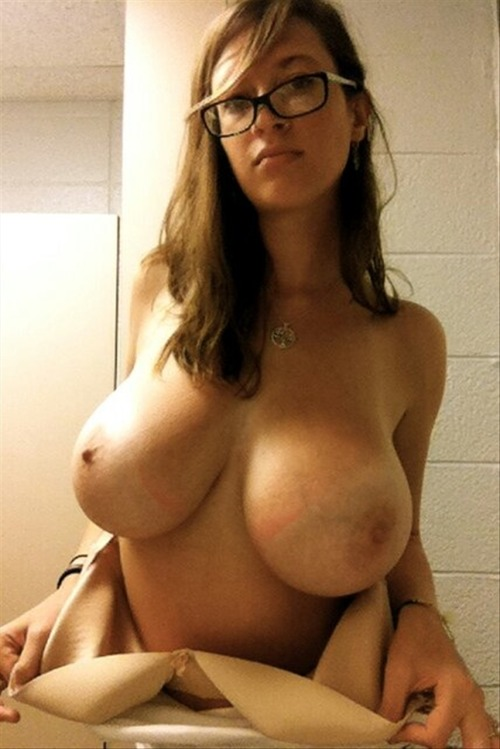 boobworld:  theboobsareback: gorgeous bare breasts  Awesome