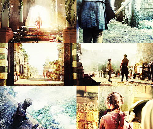 Game Of Thrones + Faceless / Scenerygasm