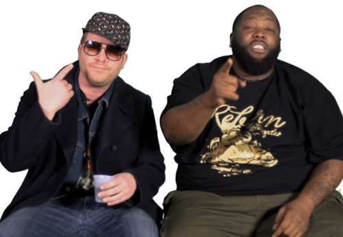 El-P and Killer Mike Finish Run The Jewels Album, Reveal Features. Potholes In My Blog has the story…..