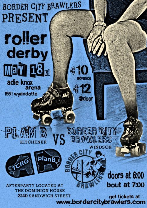 bordercitybrawlers:  Bout day today!