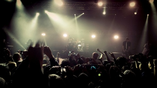 Skillet live :) at Socorro Sweepstakes Entertainment Center – View on Path.