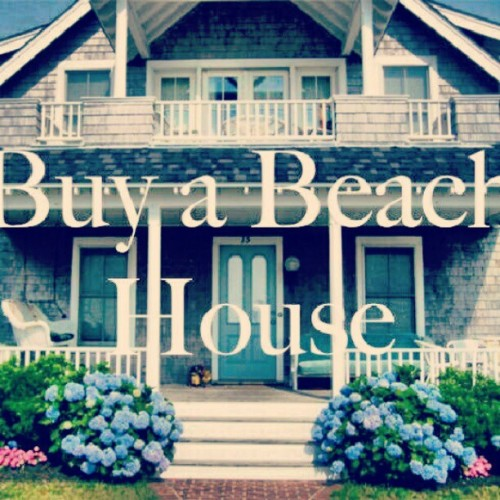 #beach #dream #dream_house #beautiful #amazing #lovely #blue #roses #blue_roses #beach_house #romantic #sea #ocean #white #great