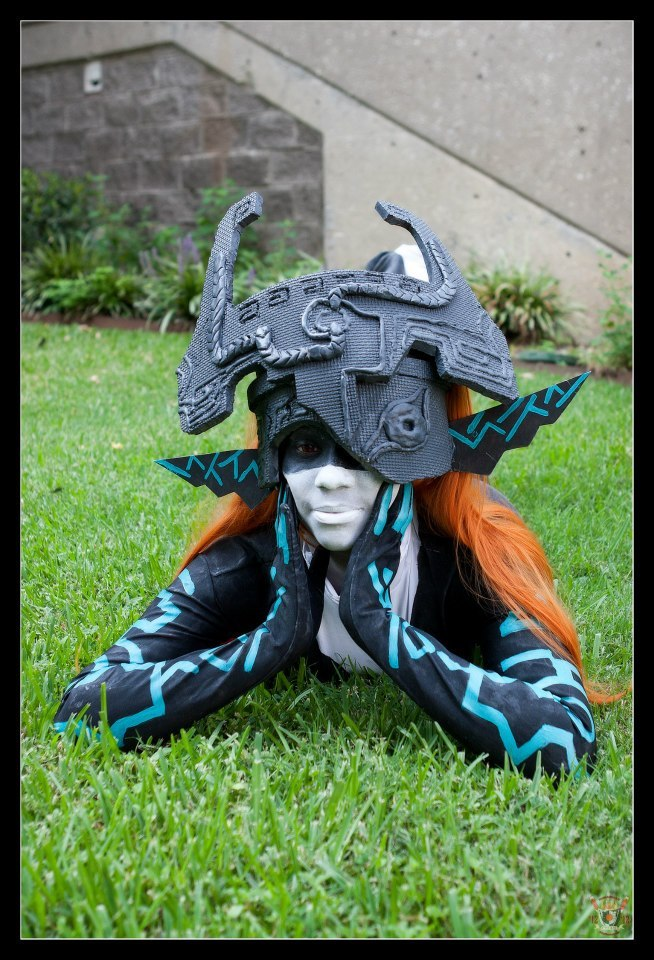 X Character: Midna Series: Legend of Zelda