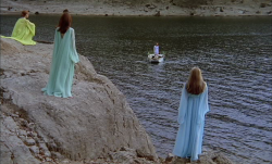 roserosette:  Girl Slaves of Morgana Le Fay, 1971, Bruno Gantillon