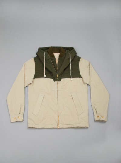 Courverture and the Garbstore // Harry Hood Jacket