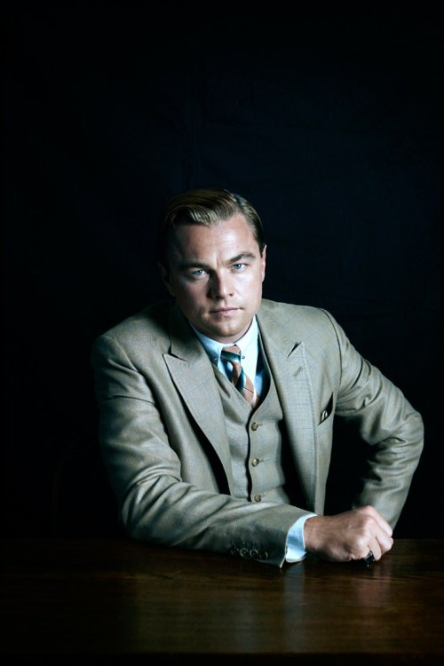 Leonardo DiCaprio - The Great Gatsby portrait by Hugh Stewart bohemea:  Great Actor. And easy on the eye too ;)