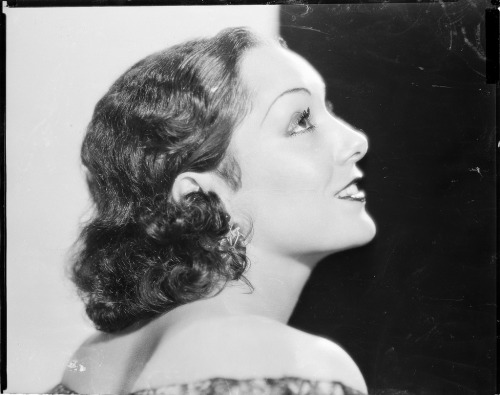 7000-5025 (by AliceJapan ʕ •ᴥ•ʔ) Camera negative of Lupe Velez