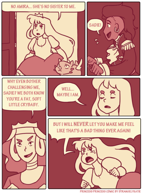 Princess Princess Comic Page 35