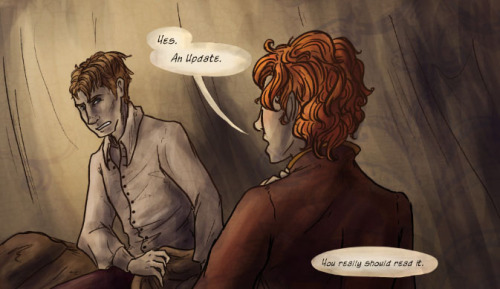 Hearts of Roese updated! Read it from the start, or read the newest page.