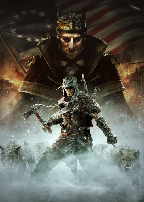 gamefreaksnz:  Assassin's Creed III – Tyranny of King Washington DLC details released  Ubisoft has confirmed the release dates for all three upcoming episodes of Assassin's Creed III The Tyranny of King Washington.