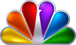 NBC Peacock Logo It's timeless. It's simple. It's just the right balance of positive and negative space. It's perfect. Bing. Bong. Bing.
