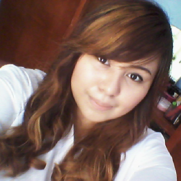 new hair color again! :p