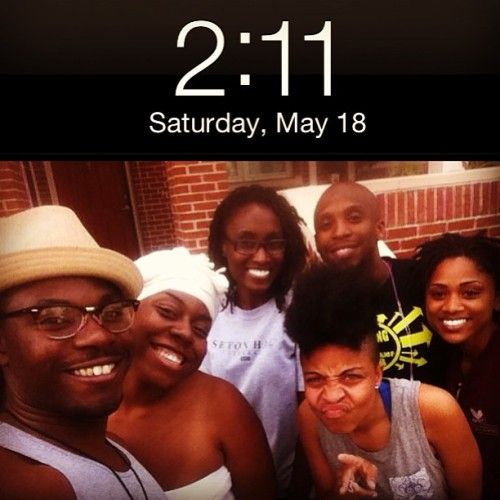 @aestheticallyus photo challenge #day18 #lockscreen #mycrew #myfriends #firstafrikans #love