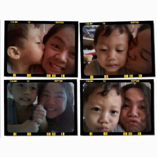 Good morning philippines. #Withmylove #nephew @rganthonytaghap #morning #instuesday #love #iloveyou #family  (at my sister's house)